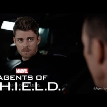 Lincoln Get's A New Outfit, A Murder Vest, In Clip From Agents Of SHIELD