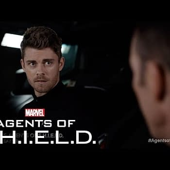 Lincoln Gets A New Outfit A Murder Vest In Clip From Agents Of SHIELD