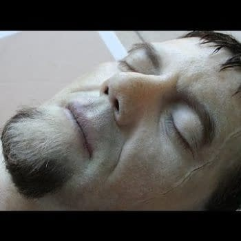 How The Corpse Of General Zod Was Made
