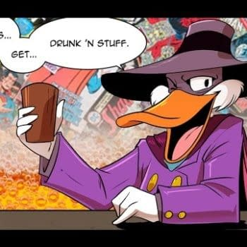 A Comic Show – Darkwing Duck, Image Plus And The Last Days Of Magic