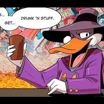 A Comic Show &#8211 Darkwing Duck Image Plus And The Last Days Of Magic
