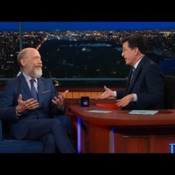 J.K. Simmons On The Paperwork To Go From The Marvel Universe To The DC Universe