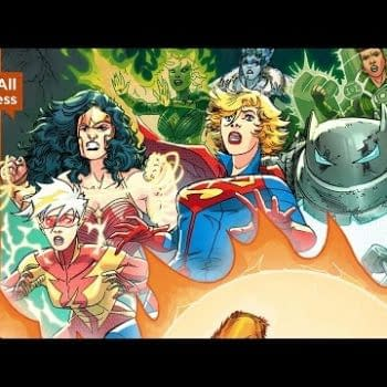 J.M. DeMatteis On All-Female Justice League And Why Camelot
