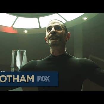 The Rebirth of Azrael &#8211 A Gotham Featurette