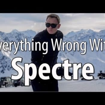 Everything Wrong With Spectre