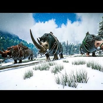 Ark Gets Huge Update With Three New Creatures To Utilize