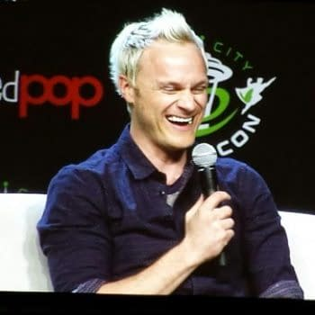 David Anders Announces He'll Play Loki On TV, At ECCC