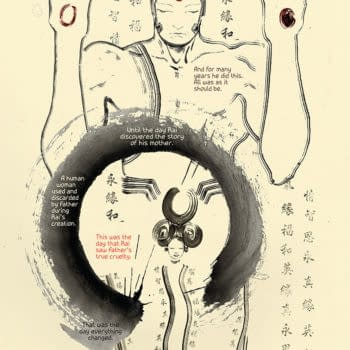 David Mack To Join Valiant's 4001 A.D. Event