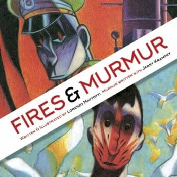 Fires & Murmur And Umbra From Dover Books Squeak Out As Drew Ford Leaves