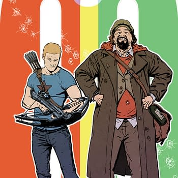 An Advance Look At A&#038A: The Adventures Of Archer &#038 Armstrong #3