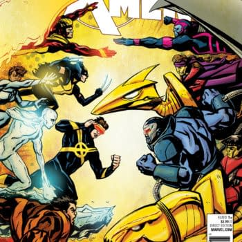 A Different Apocalypse-Related Cover To Homage From The X-Men Titles…