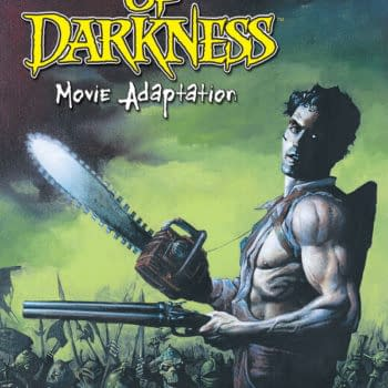 Free On Bleeding Cool – Army Of Darkness Movie Adaptation #1 By John Bolton