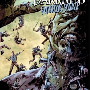 Writing Ash's Evil Twin – Nancy Collins Talks Army Of Darkness: Furious Road