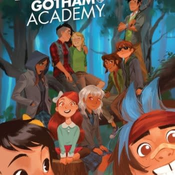 A Lumberjanes Gotham Academy Preview At The End Of Goldie Vance #1 Tomorrow