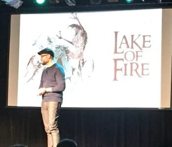 Nathan Fairburn Announces Lake Of Fire At #ImageExpo (UPDATE)