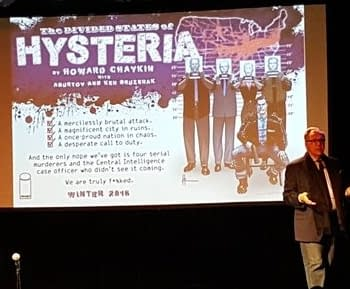 Howard Chaykins The Divided States Of Hysteria Announced At #ImageExpo (UPDATE)