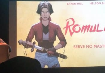 Bryan Hill And Nelson Blake IIs Romulus Announced At #ImageExpo (UPDATE)