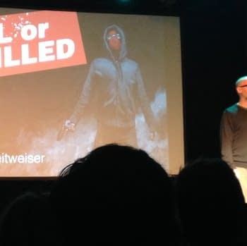 Ed Brubaker And Sean Phillips Kill Or Be Killed Announced At #ImageExpo (UPDATE)