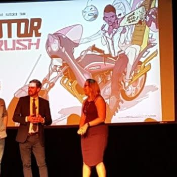 Motor Crush By Brenden Fletcher, Cameron Stewart And Babs Tarr Announced At #ImageExpo (UPDATE)
