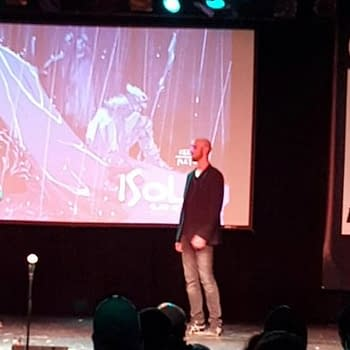 Brenden Fletcher And Karl Kerschl Announces Isola: Island Of The Dead At #ImageExpo
