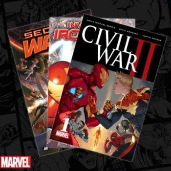 Civil War II To Get Enhanced Covers For Your $5.99 And $4.99