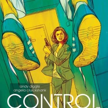 Advance Review Of Control By Andy Diggle, Angela Cruickshank And Andrea Mutti