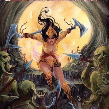 Frank Barbiere Uses Fight Scenes As Turning Points In Dejah Thoris