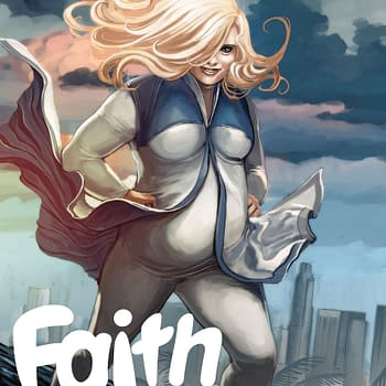 Valiant Previews &#8211 Faith #4 And Imperium #15