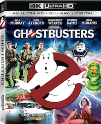 Original Ghostbusters And Ghostbusters II To Get 4K Ultra HD Release