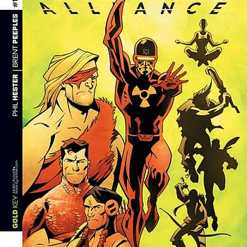 Exclusive Extended Previews Of Gold Key Alliance #1 And Miss Fury #1
