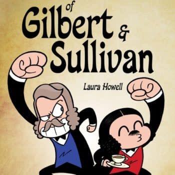 Talking Gilbert & Sullivan, The Beano And Regular Show With Laura Howell