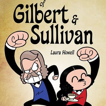 Talking Gilbert & Sullivan, The Beano And Regular Show With Laura Howell