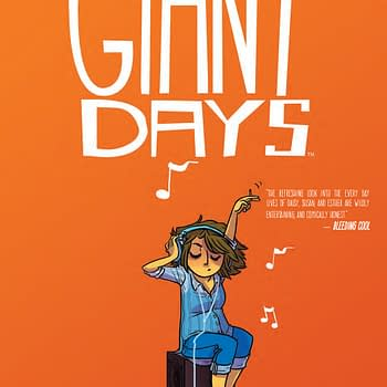 Dinner Parties Identity Crisis And More Giant Days Vol. 2 TP Out This Week