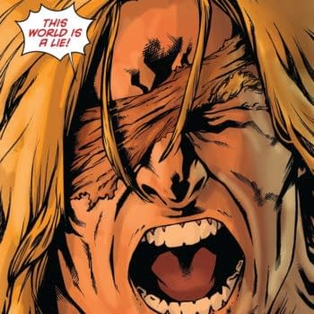 Phil Hester's Writers Commentary For Gold Key Alliance #1