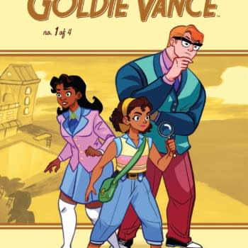 One Ticket To Crossed Palms Resort Please! Goldie Vance #1 Review