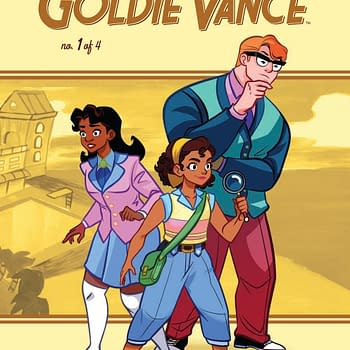 One Ticket To Crossed Palms Resort Please Goldie Vance #1 Review