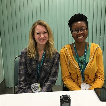 We Take The Stuff We Like And Throw The Rest Out &#8211 Re-Writing The 60s For Goldie Vance With Hope Larson And Brittney Williams