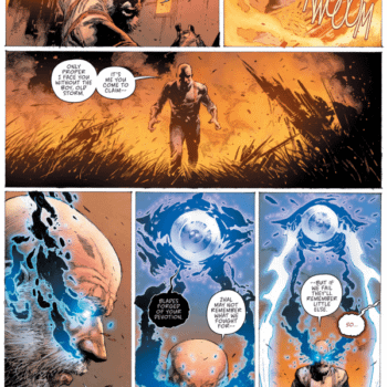 A Bettered, Lettered Look At Rick Remender And Jerome Opena's Seven To Eternity From Image Comics