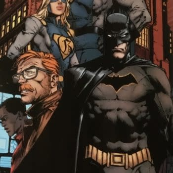 Gotham Comes To Gotham For Batman With Tom King And David Finch, More DC Rebirth Details