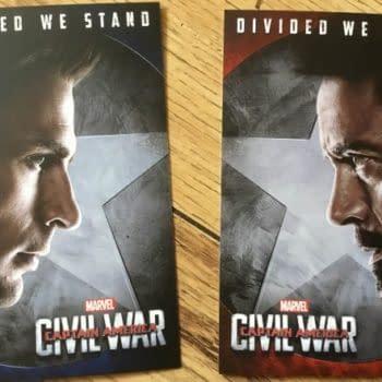 Even Captain America: Civil War Screening Tickets Make You Choose Sides…