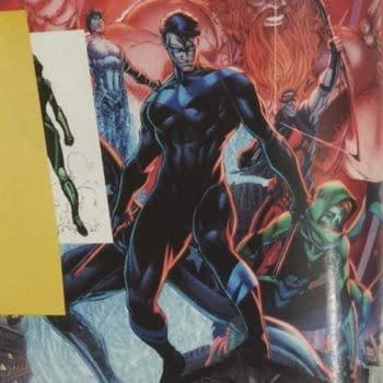 New Artwork Commissioned For Titans? More DC Rebirth