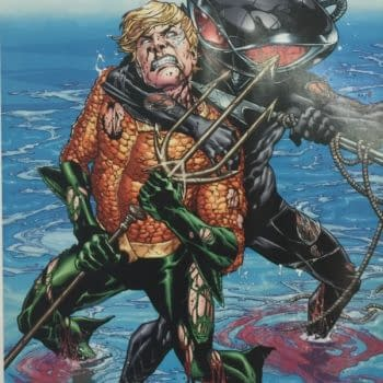 It's All About Black Manta, For Aquaman On DC Rebirth