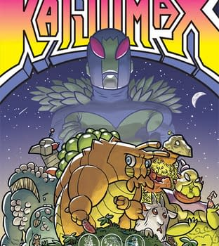 An Island Home To The Worlds Most Dangerous Criminals: A Kaijumax Season 2 Book Trailer