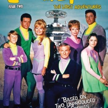More Lost Adventures From Lost In Space In Shops Today