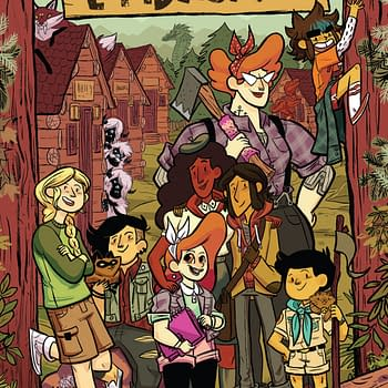 Celebrating 25 Issues Of Lumberjanes&#8230Looking Forward To Many More