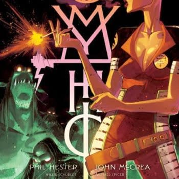 'This Is A Bit Of A Golden Age For Comics' – An Interview With Mythic's John McCrea