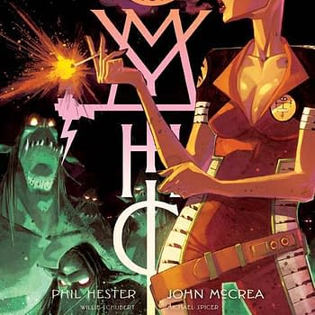This Is A Bit Of A Golden Age For Comics &#8211 An Interview With Mythics John McCrea