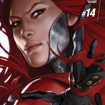 Roku Returns For New Ninjak Story Arc: The Siege Of King's Castle