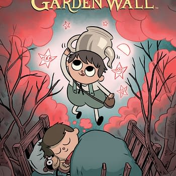 This Week Brings The First Issue Of Over The Garden Wall's Ongoing Series