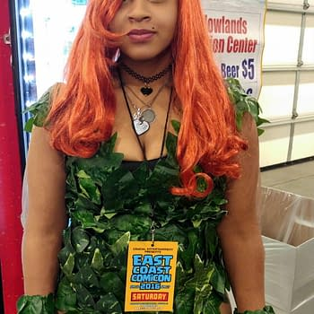 43 Cosplay Shots And 6 Videos From East Coast ComiCon 2016